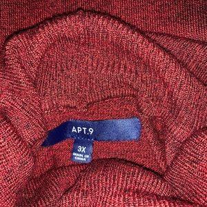 Apt 9 Turtleneck sweater